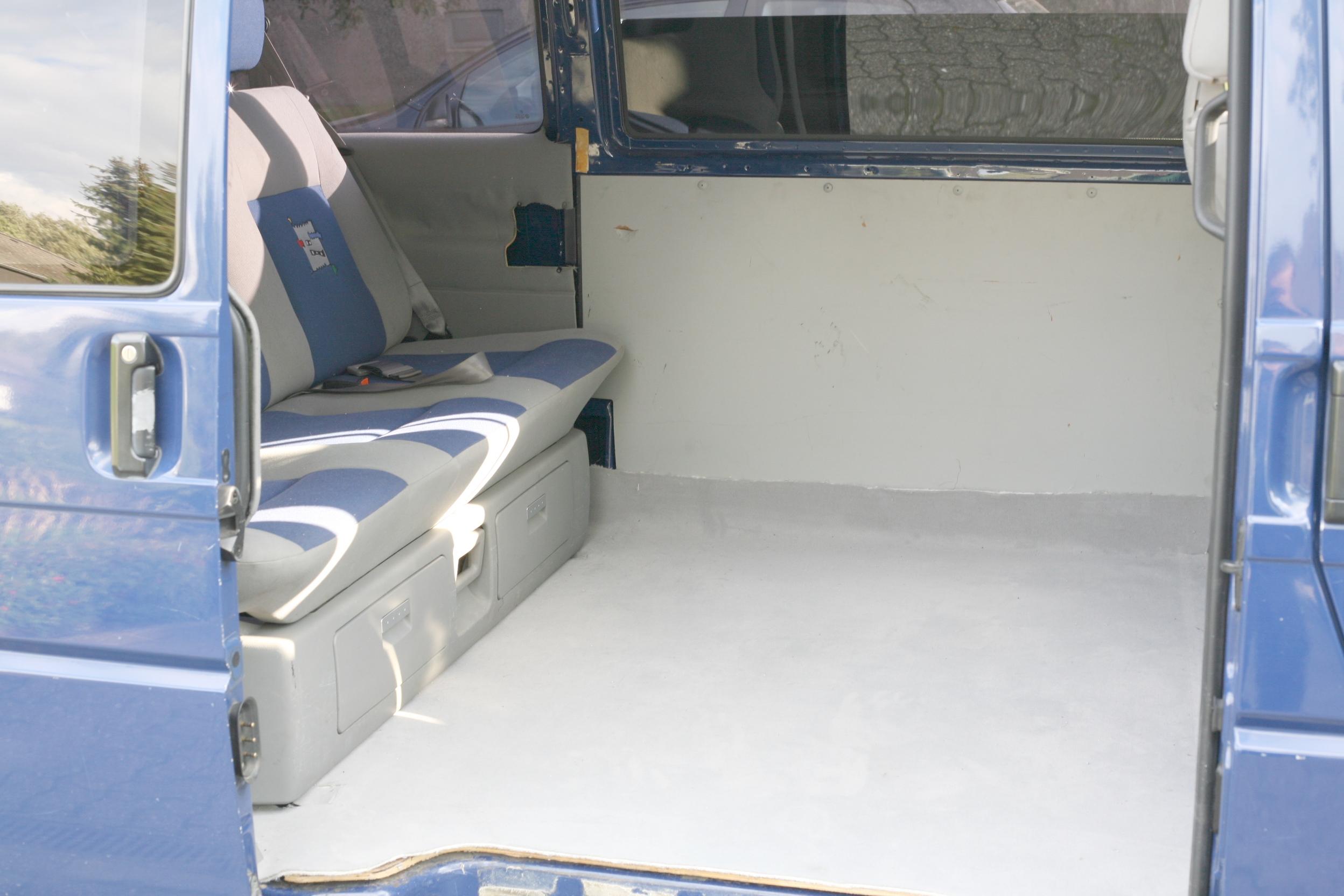 Umrüstung Transporter zum Multivan  T4Forum  VWBuswelt